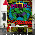 Vlies Panel Marvel Comics The Incredible Hulk Shoom