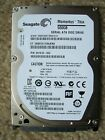 Seagate 500GB Hard Drive Momentus Thin Labtop For Parts Only Tested Not Working