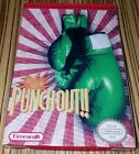 Timewalk Super Punch Out Mike Tysons Boxing CIB Mint RARE Green Cart Punchout