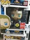 Odin Force Thor Exclusive Glow In The Dark 2018 Summer Convention Funko Pop