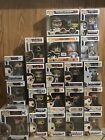 Funko Pop! DC, Walking Dead, Jurassic Park, Dragon Ball! Rare, Exclusive Chases!