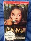 Dead Ahead VHS Rare Action Paramount Screener with Bloodhounds New SEALED