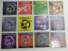 New 2002 Radioactive Modern Rock Series Pro DJ CD Complete Year X12 Specialty