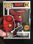 Hellboy funko pop chase Limited Edition #01