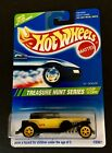 1995 HOT WHEELS TREASURE HUNT SERIES 31 DOOZIE 12 of 12 LIMITED EDITION