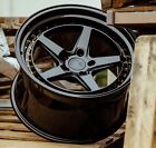 Aodhan DS05 18x85 +35 5x1143 Gloss Black LEXUS IS2500 IS300 GS300 SC300