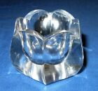 Antique Vintage Glass Crystal Salt Cellars Your choice