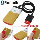 Bluetooth TCS CDP Car Truck OBD2 DS Diagnostic Tool FKtocom Interface Scaner JX