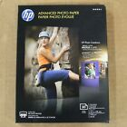 HP 5 x 7 Advanced Photo Paper Glossy 200 Sheets 10 Packs CG812A