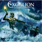 EXCALION-WATERLINES-JAPAN CD Japan with Tracking