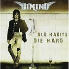 DIMINO Old Habits Die Hard JAPAN CD Meat Loaf Stryper Twisted Sister Angel