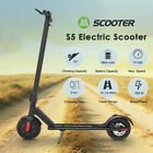 Megawheels Folding Electric Scooter 250W Aluminum Portable Black Kick E Scooter