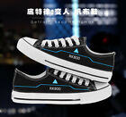 Detroit: Become Human RK800 Cannor/AX400 Kara Low help canvas shoes