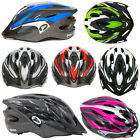 Coyote Sierra Bike Helmet Dial Fit Adult Cycle Lid - Various Colours