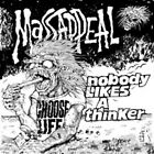 MASSAPPEAL No Body Likes a Thinker CD NEW Relapse Records CD6788R