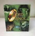 LOTR Lord of the Rings Fellowship of the Ring - Trading Card Box - Topps UK 2001