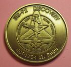 STS 92 Discovery US Space Shuttle NASA Challenge Coin October 11