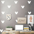 1set Creative Multicolor Mickey Mouse Wall Stickers for Room Decoration New