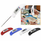 Ultra Instant Read Foldable BBQ Thermometer LCD Digital Cooking Thermomete/#4