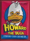 1986 Topps Howard the Duck Trading Cards 5