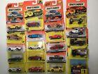 Vintage Diecast Matchbox Cars  TrucksLot of 20 All Different