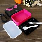 Lunch Box Food Conteiner Bento Lunch Box Romantic Japanese Plastic Lunchbox