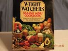 Weight Watchers 365 day Menu Cookbook Hardcover 1981 1st edit + 360 pocketguide