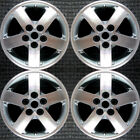 Set 2005 2006 2007 Saturn Vue OEM Factory 09595255 4S4Z1130AA Wheels Rims 7038