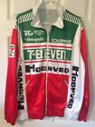 vintage 7 eleven Campagnolo Cycling Jacket Jersey Made In Italy
