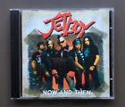 JETBOY Now And Then CD Like NEW 2010 14 Tracks Glam Rock Rare