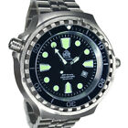 Tauchmeister diver watch  automatic Sapphire T0253M