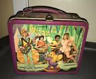 VINTAGE 1971 BUGALOOS LUNCHBOX Sid  Marty Krofft Psychedelic King Seely RARE