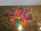 Lot Of 111 Miniature Chritmas Light Covers/Reflectors