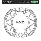 Rear Brake Shoes Fit ITALJET 150 JETSET 2002 2003 S4S