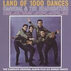 LAND OF 1000 DANCES - CANNIBAL  THE HEADHUNTERS CD BRAND NEW SEALED