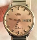vintage1960 Mido Multi star  Automatic bomper dotodoy t-swiss Made Watch