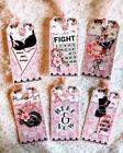 Set of 6 Hang Tags Breast Cancer Awareness Gift Tags Scrapbooks Cards 144R