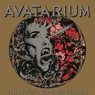 AVATARIUM-HURRICANES AND HALOS-JAPAN CD Japan with Tracking