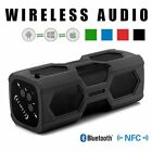 Wireless Bluetooth 4.2 Lautsprecher Sound Box Musikbox MP3 Player SD USB AUX
