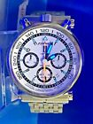 Bullhead Automatic Chronograph Formex 4Speed Valjoux ETA 7750 with Box