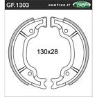 Rear Brake Shoes Fit YAMAHA YW100 BEEWEE 2006 2007 2008 S4S