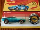 2018 Hot Wheels 50th Anniversary Redline 67 Camaro Error Naked Variation OFFER