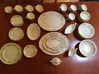 Homer Laughlin Eggshell Georgian Countess 99 piece set in excellent condition