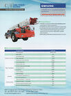 Flyer CJK (China) GW5290 Self Propelled Workover Drilling Rig/GW´2900....