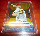 2012 Topps Golden Moments Die Cut - CLIFF LEE - Phillies - GOLD Refractor 03 99
