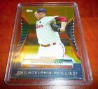 2012 Topps Golden Moments Die Cut - ROY HALLADAY - Phillies - GOLD 49 99 - RARE