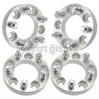 4 25mm Wheel Spacers 5x100 Fits Toyota Celica Corolla Scion xD tC 12x15 Studs