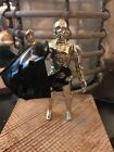 Vintage Kenner Star Wars C 3po With Removable Limbs And Bag