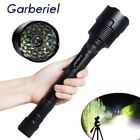 90000Lumen T6 14-LED 5-mode 18650 Rechargeable Flashlight Aluminum Torch Hunting