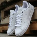 Mens Adidas Stan Smith Originals Ostrich Sneakers New White Silver S80342